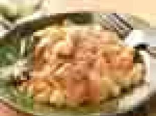 Hash brown pork bake Recipe
