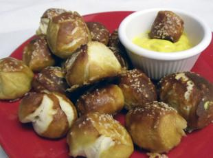 Homemade Soft Pretzels Recipe