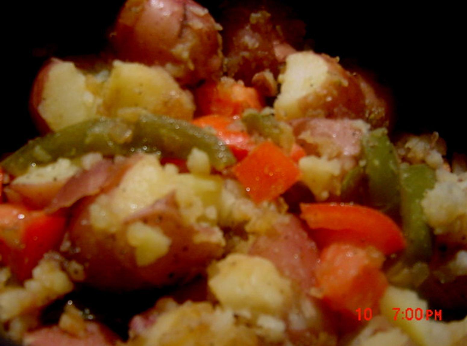 SPANISH POTATOES Recipe