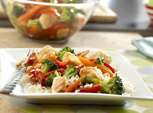 Chicken Stir-Fry So Easy