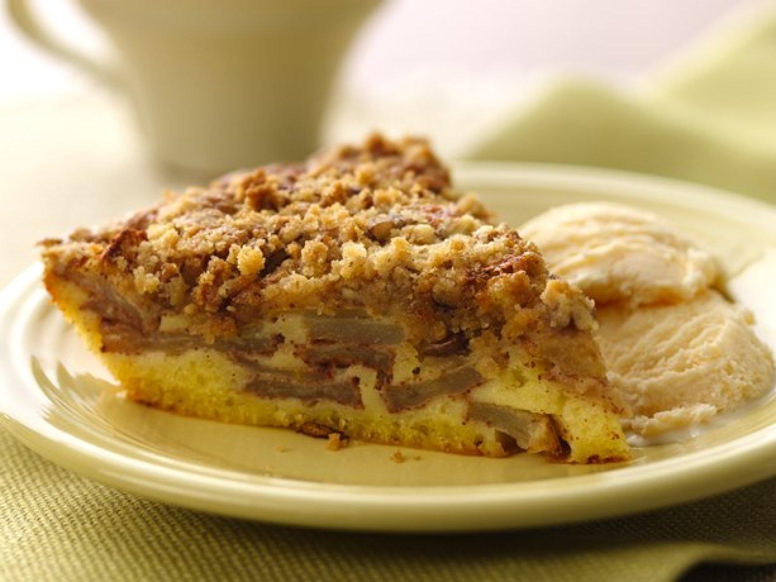 Пирог крошка рецепт с фото
