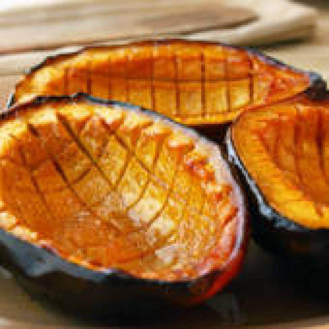Baked Acorn Squash Recipe   Just A Pinch Recipes
