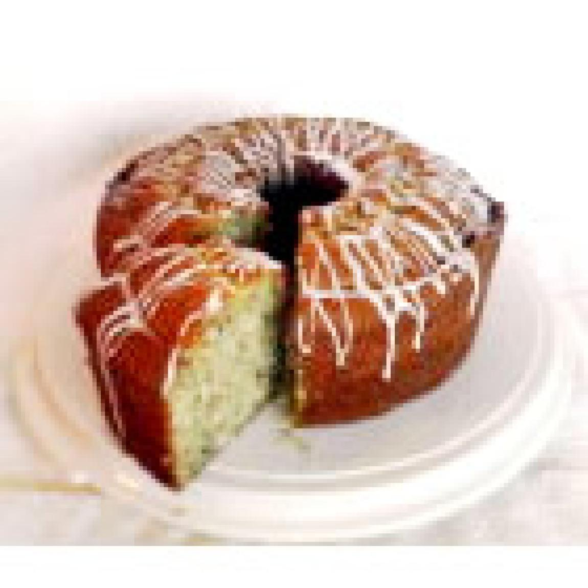 Black Walnut Pound Cake Recipe | Just A Pinch Recipes