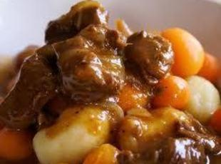 Paul Horning Stew Recipe