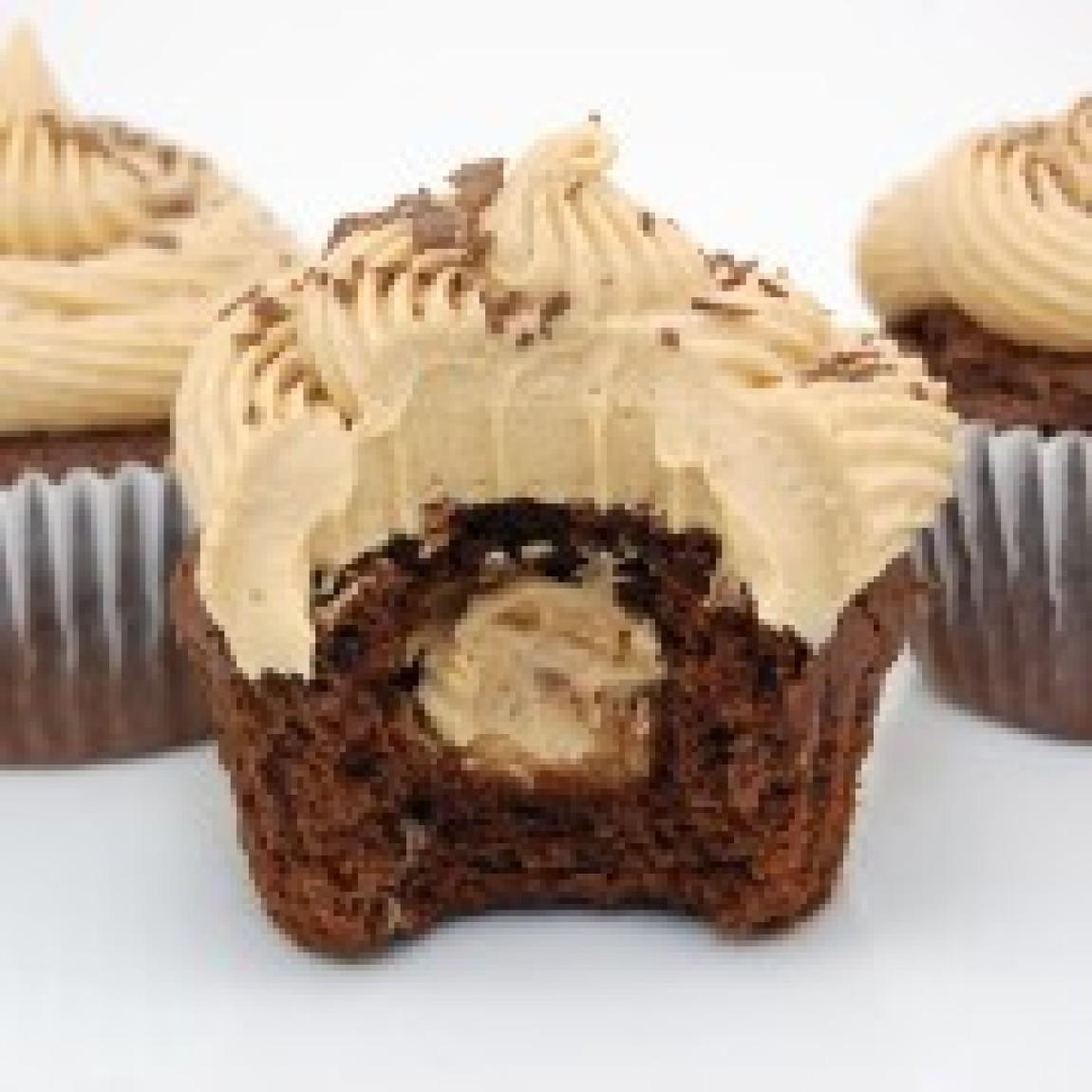 Buckeye Cupcakes Recipe