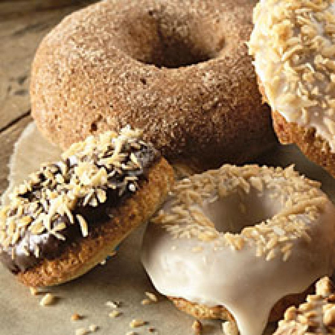 Baked Doughnuts Recipe | Just A Pinch Recipes