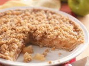 Amazing Dutch Apple Pie Recipe