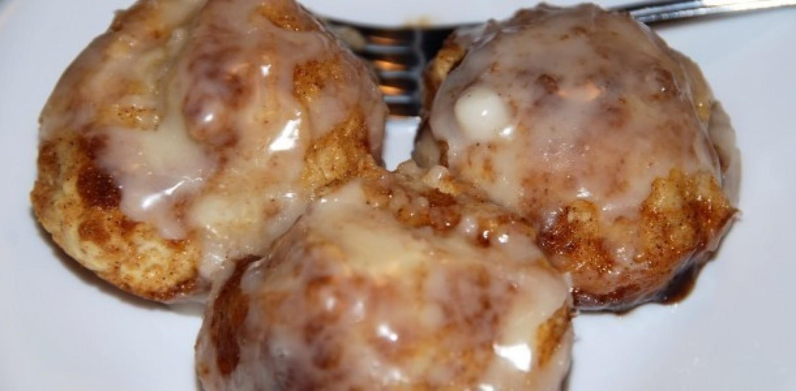Cinnamon Rolls- for Crockpot Recipe