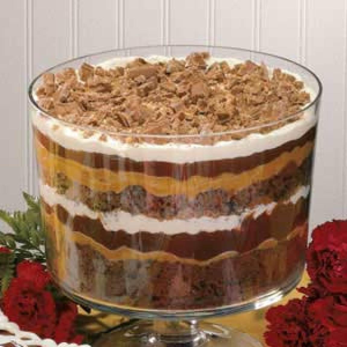Sweetheart Trifle Recipe