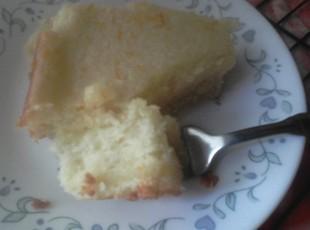 Orange Sour Cream Cake