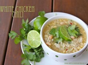 Crockpot Magic… White Chicken Chili