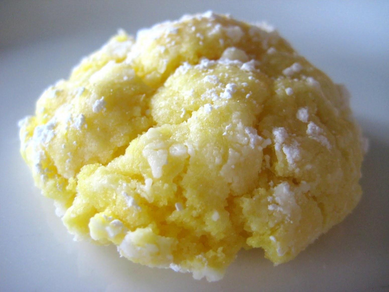 Cheater Cookie Dough--7 Virgins Recipe