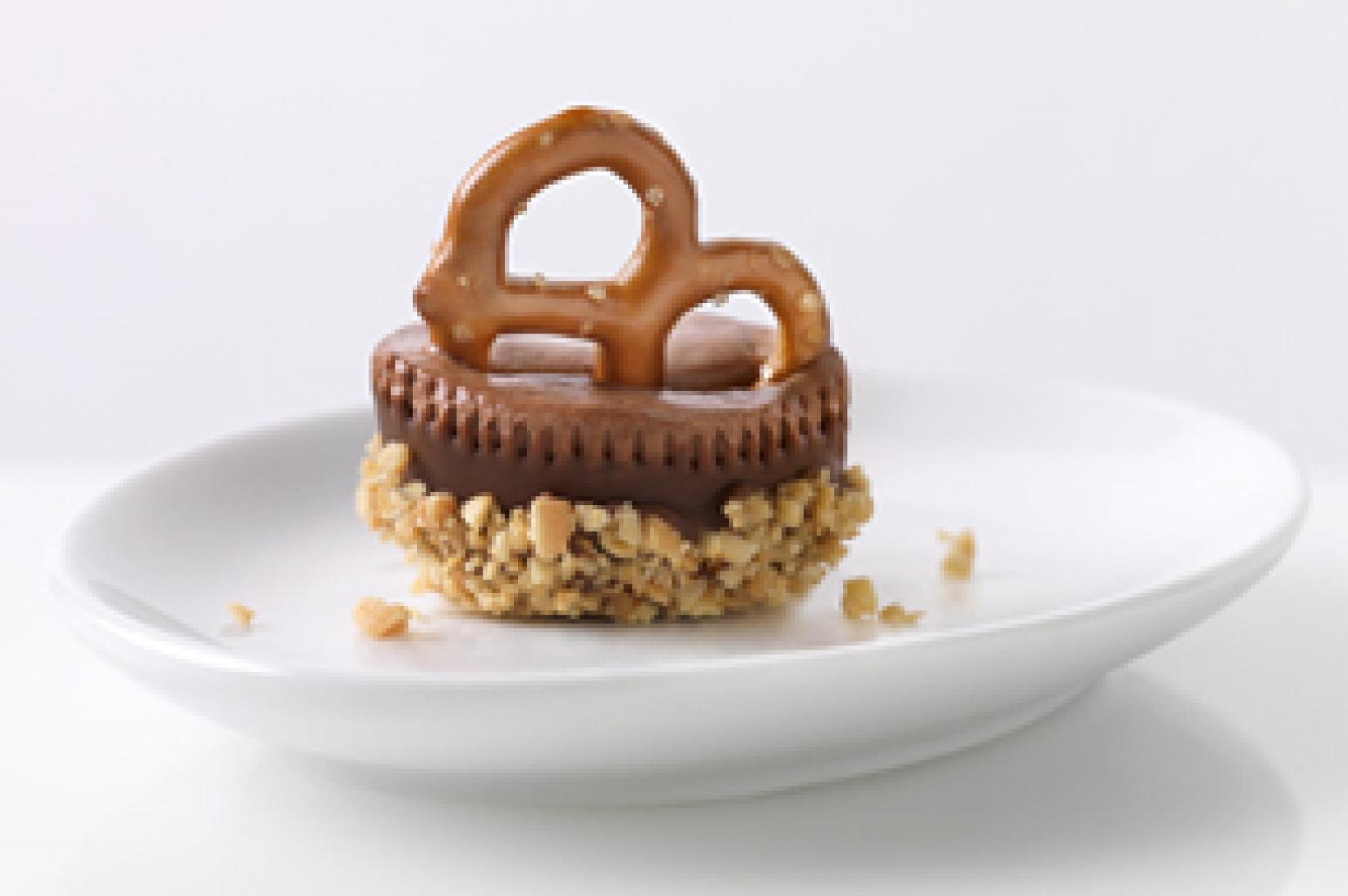 Milk Chocolate Peanut Butter Pretzel Bon Bons