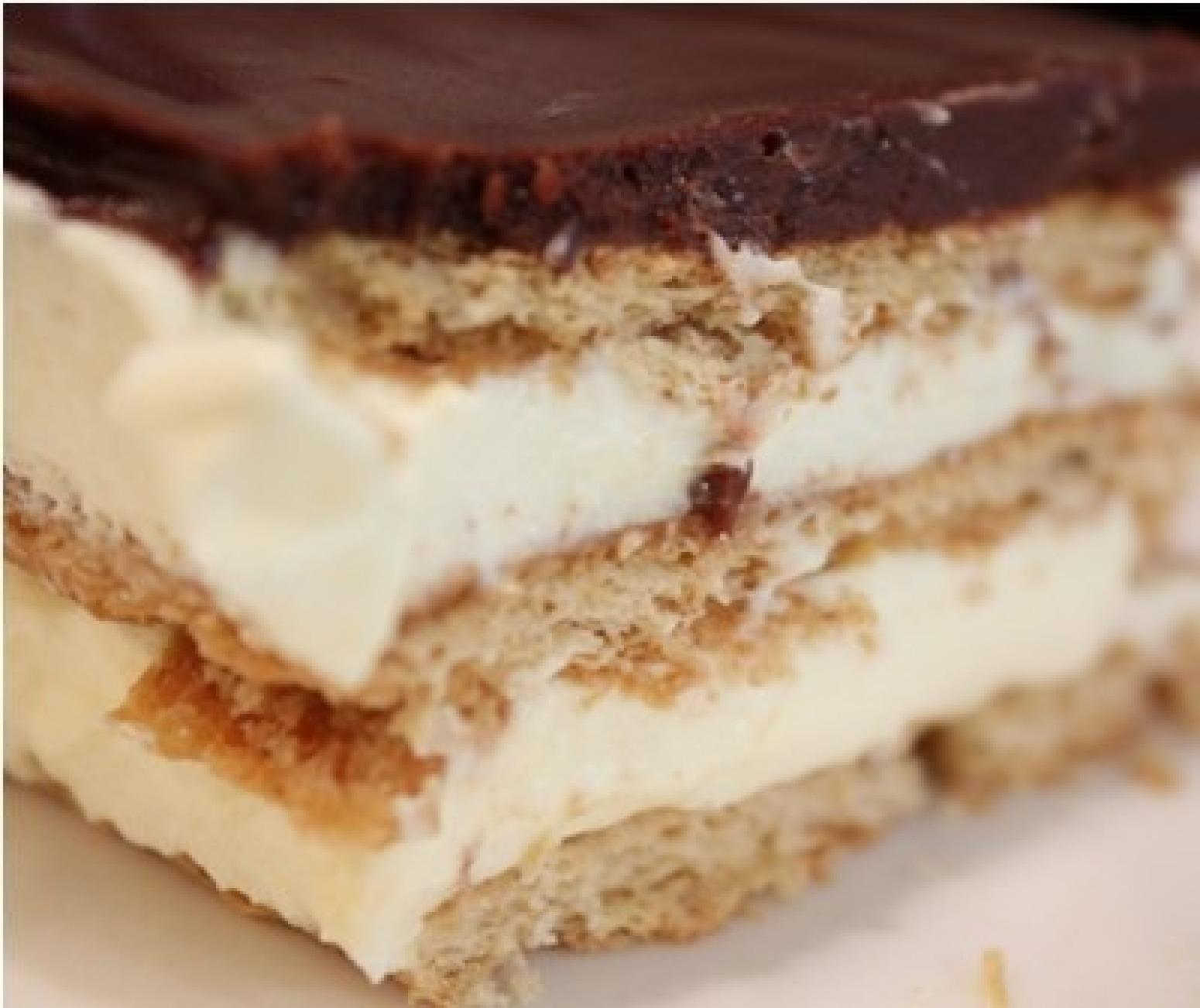 Chocolate Eclair Dessert Recipe