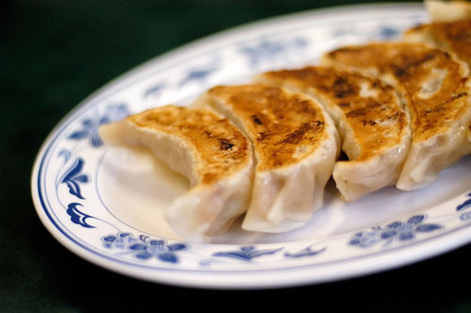Chinese Pot-Stickers (Dumplings) Recipe