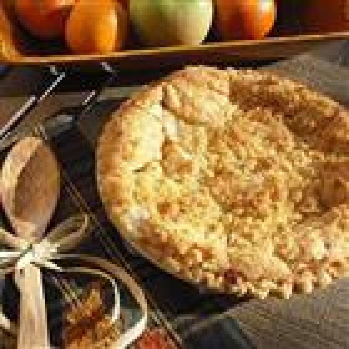 Apple Pie in a Brown Paper Bag Recipe | Just A Pinch Recipes