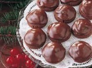 Chocolate Covered Cherry Cookies Recipe