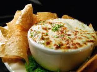 Spinach Blue Cheese Artichoke Dip Recipe