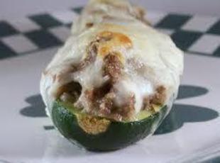 Stuffed Zucchini Recipe