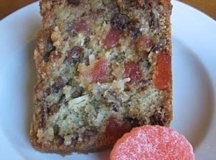 Mom's Holiday Orange Slice Cake Recipe