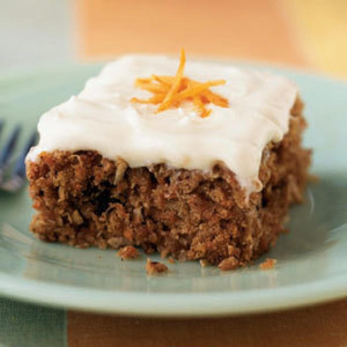 Mum S Baby Food Carrot Cake Recipe Just A Pinch Recipes