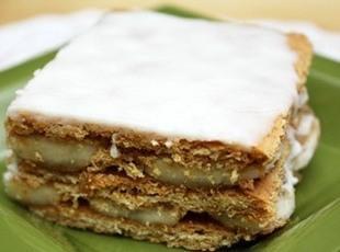 Graham Cracker Banana Treat Recipe