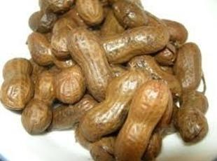 BOILED GREEN PEANUTS Recipe