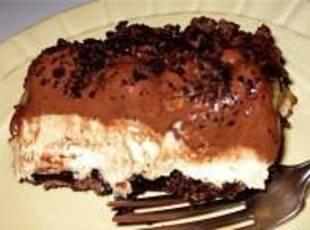 Creamy Peanut Butter Chocolate Dessert Recipe