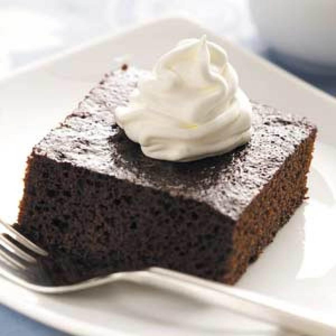 Homemade Molasses Cake Recipe