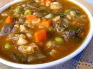 Beef Barley Stew Recipe