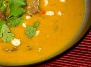 West African Peanut Soup Recipe