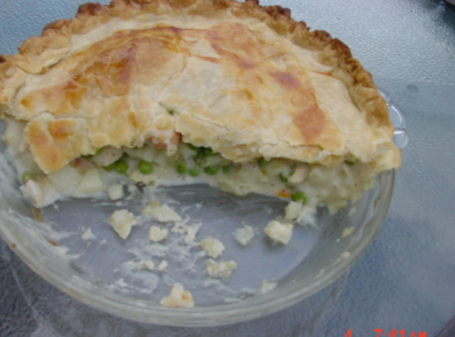 The Best Chicken Pot Pie Recipe