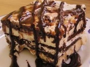 Icecream Sandwich Cake Recipe