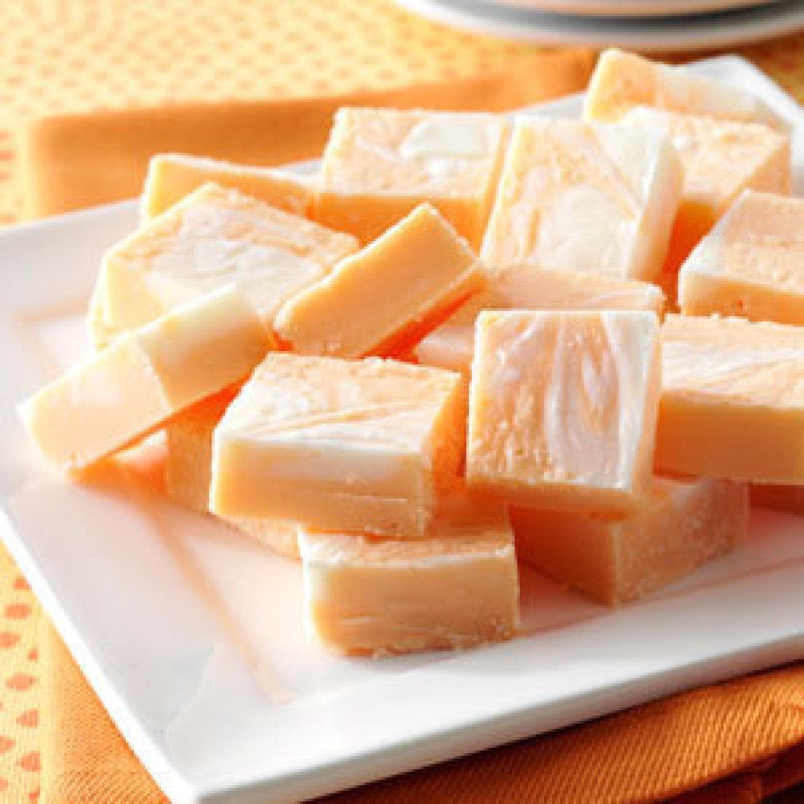 Chocolate Orange Creams Dunmore Candy Kitchen: Tiger Stripe Fudge Recipe