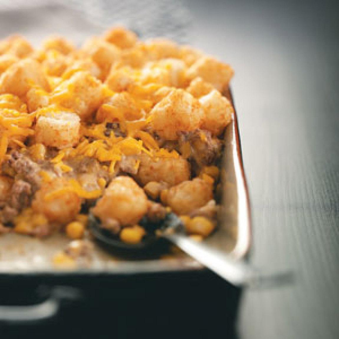 Cowboy Casserole Recipe | Just A Pinch Recipes