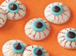 Eyeball Cookies Recipe