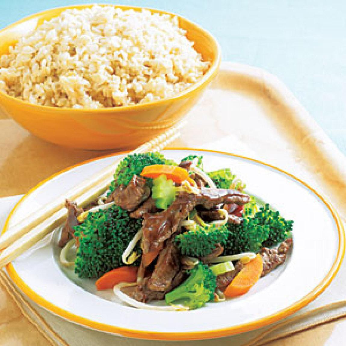 Beef and Broccoli Stir-fry Recipe 2 | Just A Pinch Recipes