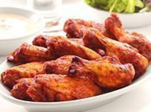 Honey Mustard Wings Recipe