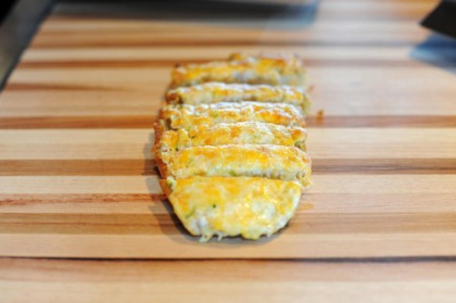 Garlic Cheese Bread Recipe 2 | Just A Pinch Recipes