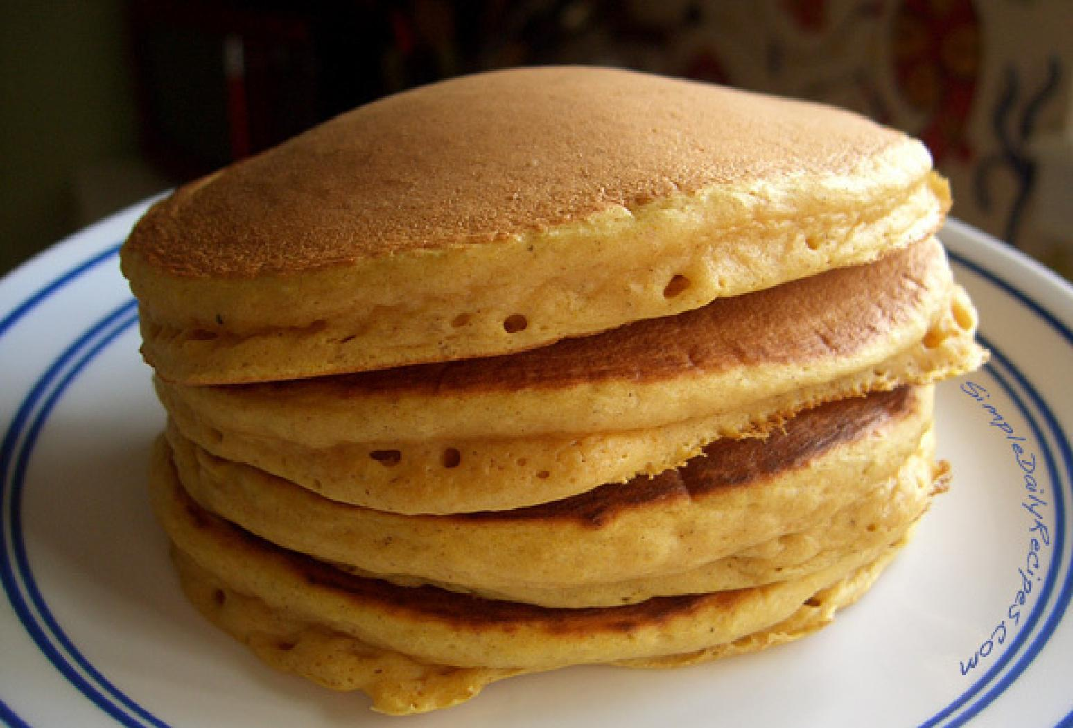 Peanut butter and jelly pancakes Recipe 2 | Just A Pinch Recipes