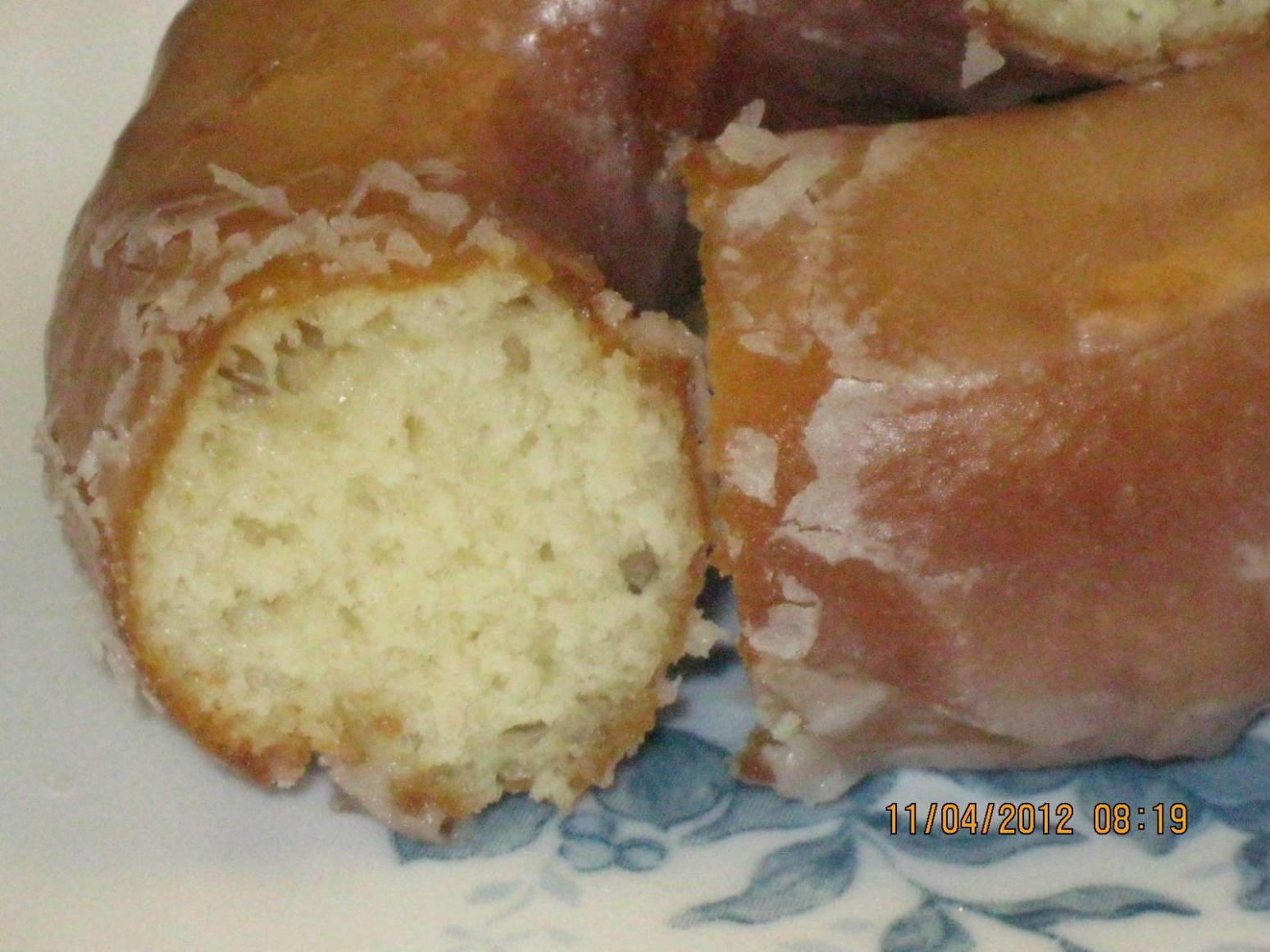 Glazed Raised Donuts Recipe