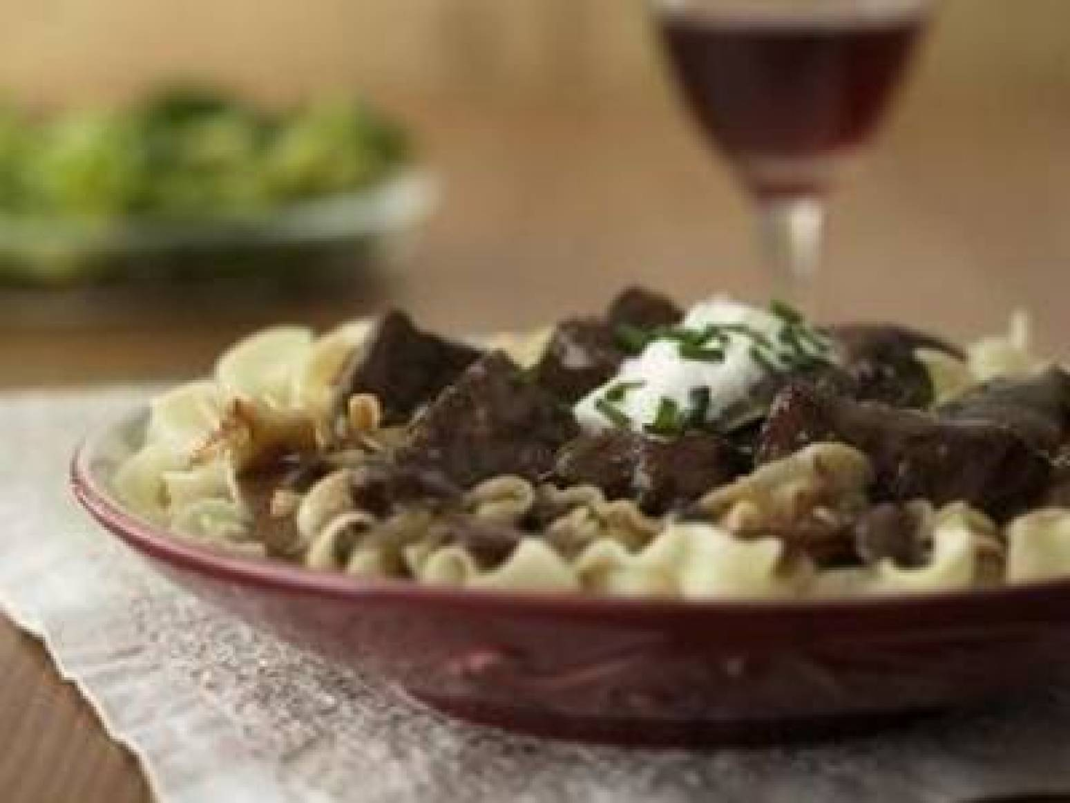 Beef Stroganoff Casserole Recipe | Just A Pinch Recipes