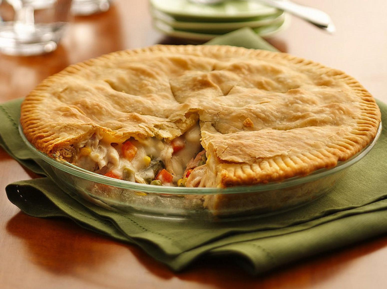 Classic Chicken Pot Pie Recipe 2 | Just A Pinch Recipes