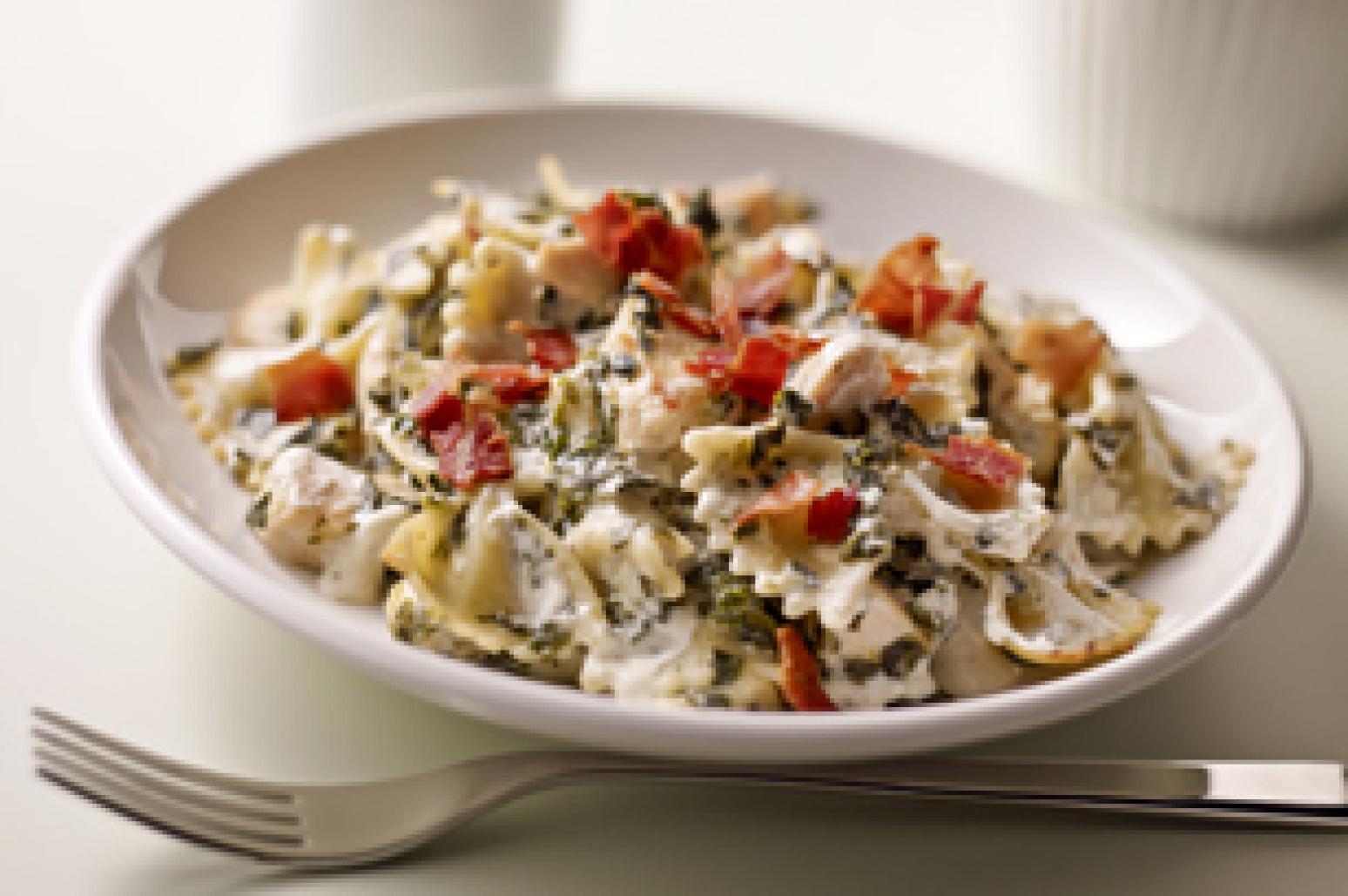 Chicken Florentine Casserole Recipe 3 | Just A Pinch Recipes