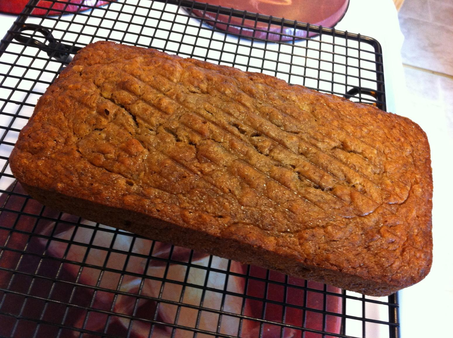 Melt in Your Mouth Banana Bread Recipe