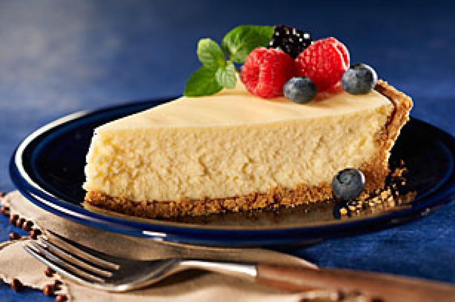 PHILADELPHIA 3-Step Cheesecake Recipe | Just A Pinch Recipes