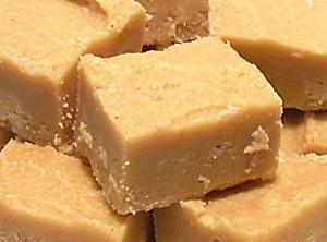 Quick & Easy Peanut Butter Fudge Recipe | Just A Pinch Recipes