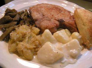 Mama's Amazing Creamy Potatoes Recipe