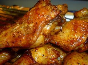 Smokey Cajun Wings