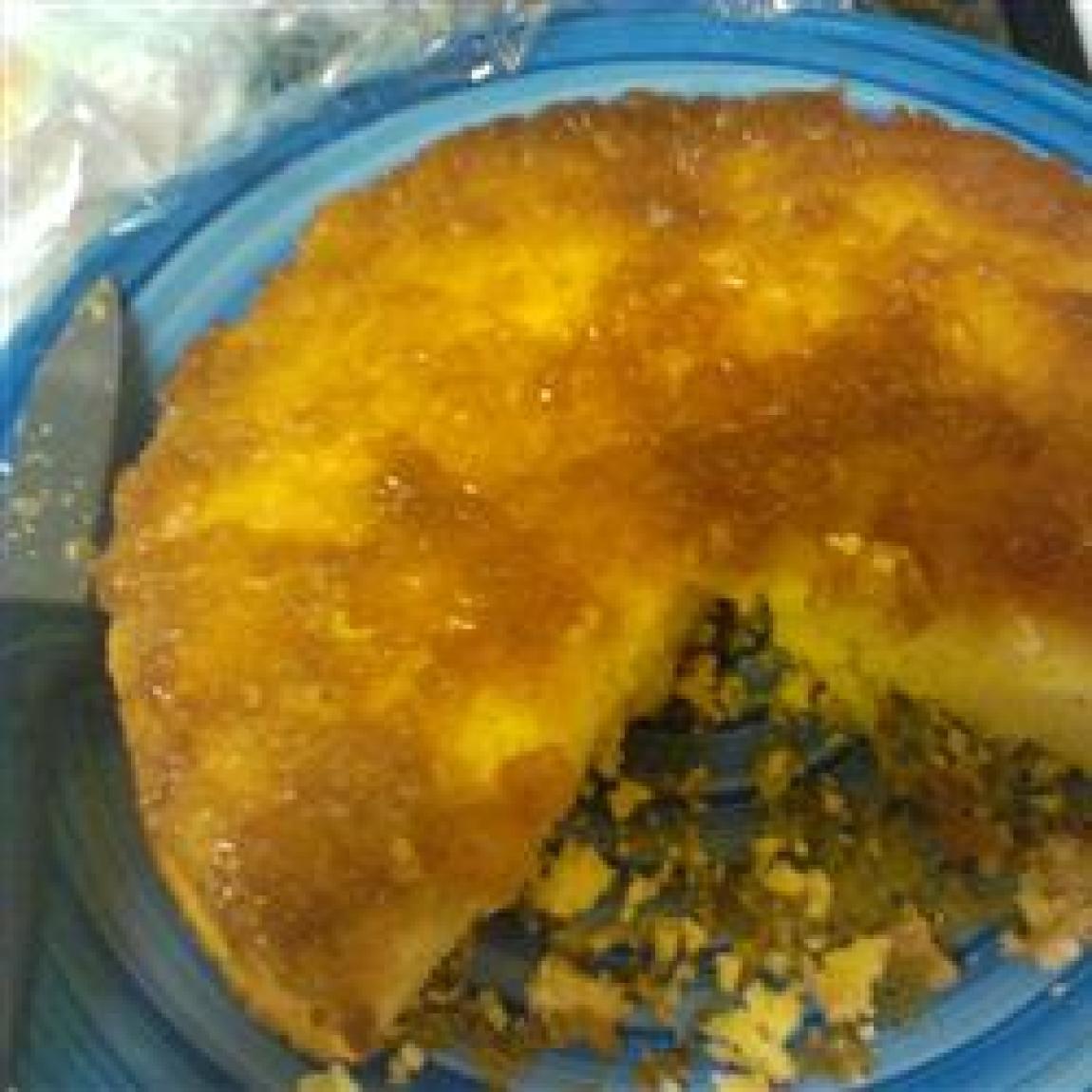 Pineapple Upside Down Cake Recipe Allrecipes